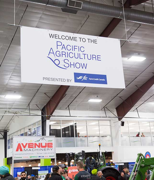 Pacific Agriculture Show 2018